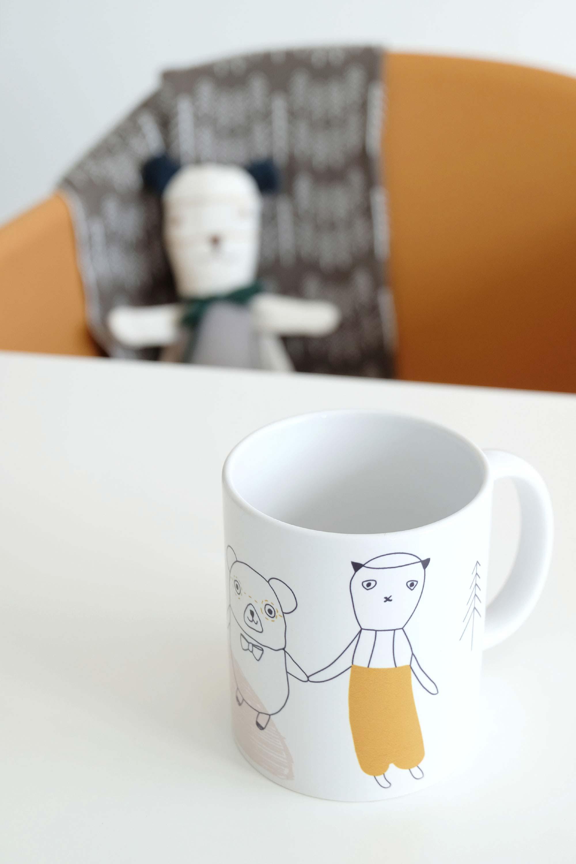 Ted&tone design mok