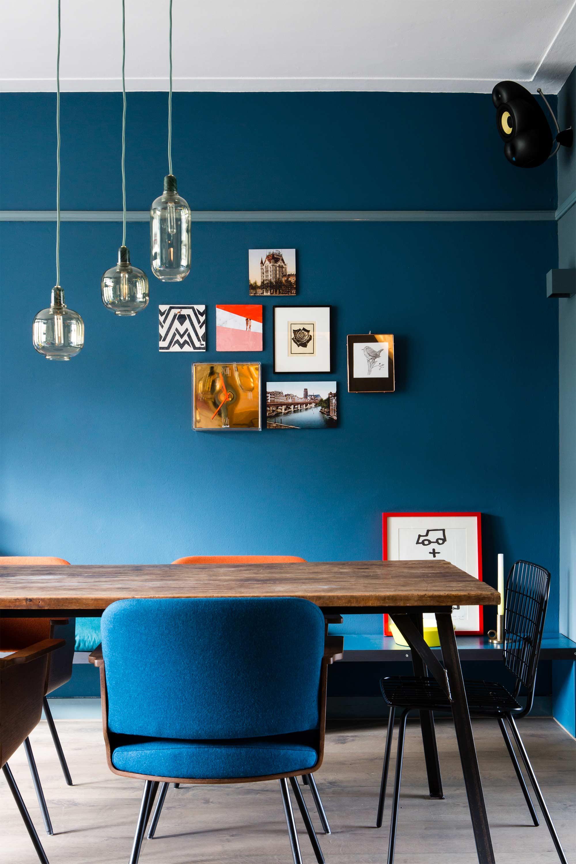 eethoek-blauw