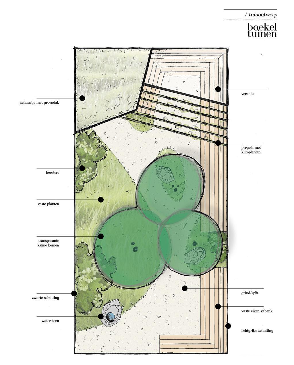 vtwonen tuin special 1 | tuinontwerp Arjan Boekel
