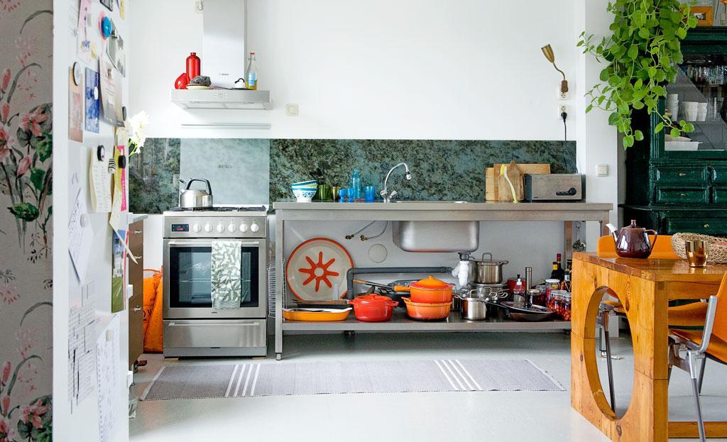 op maat gemaakte keuken