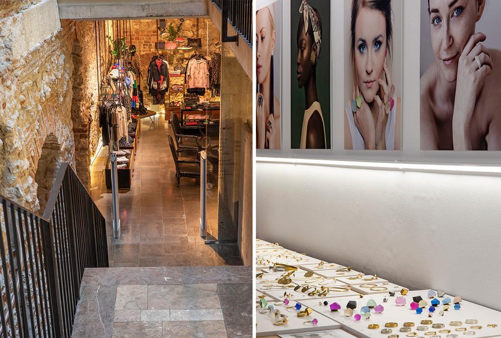 Citytrip Krakau shoppen kleding en sieraden