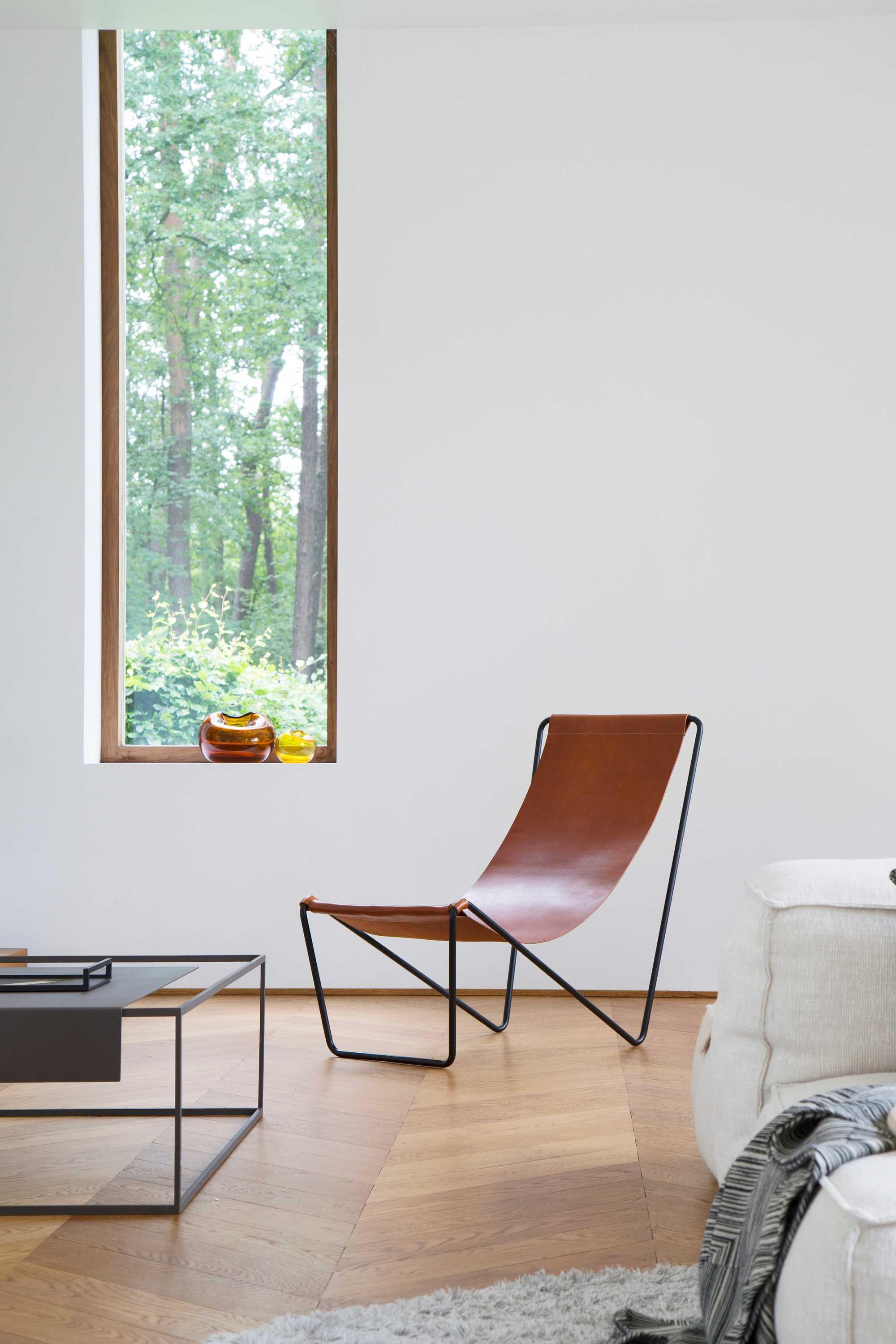 fauteuil lounge - Luxe tout en retenue