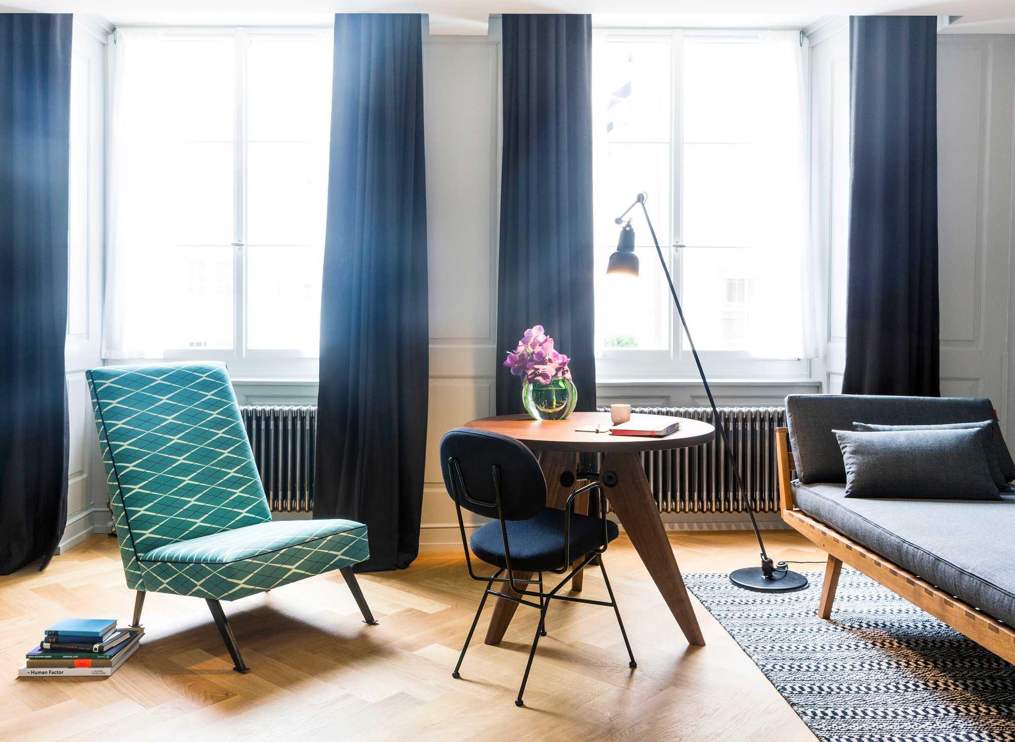 Marktgasse Hotel Suite Living Room
