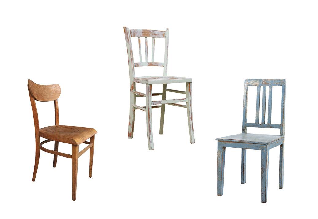 stoelen voor tuinfeest