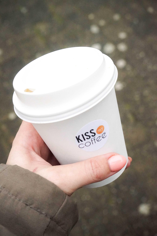 Koffie Kiss my Coffee