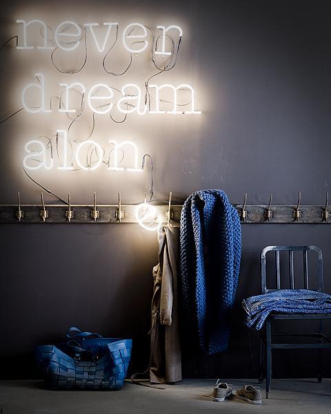 decoratie neonletter