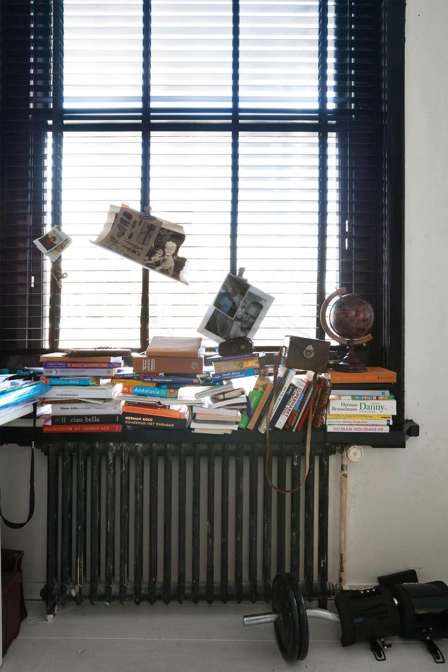 collection de livres