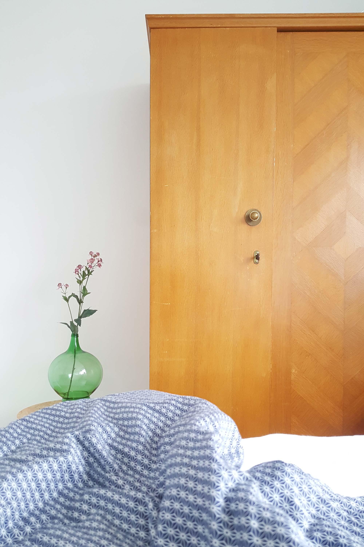 Slaapkamer van Blogger Mamoesjka - kledingkast