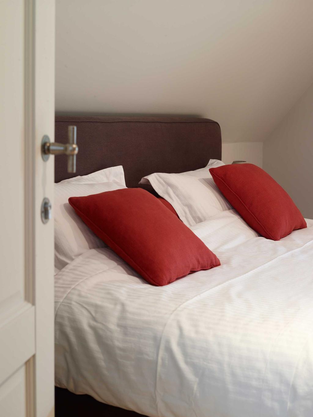 Myrrhis slaapkamer wit