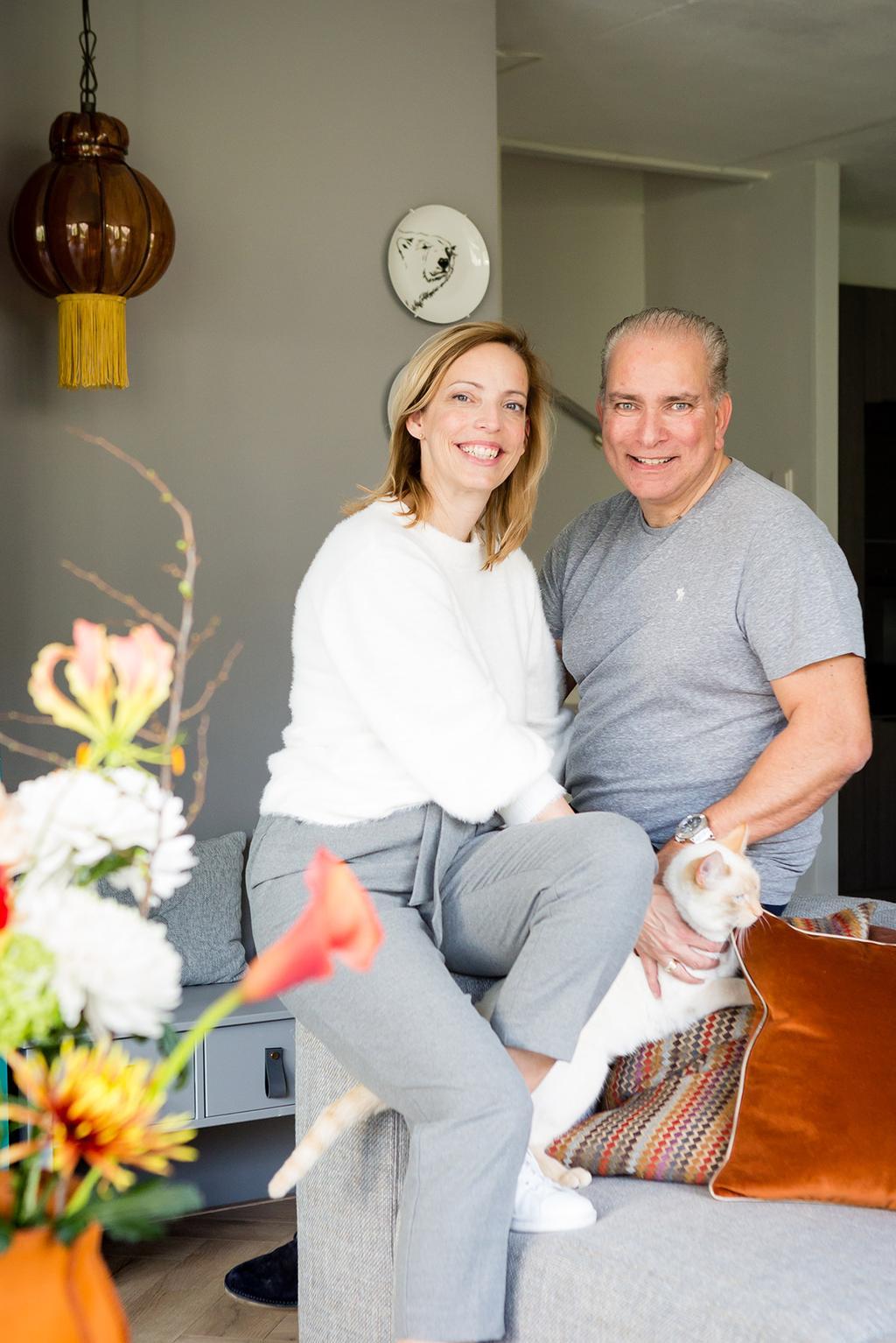 Aflevering 2 seizoen 10 portret Arne en Stephanie
