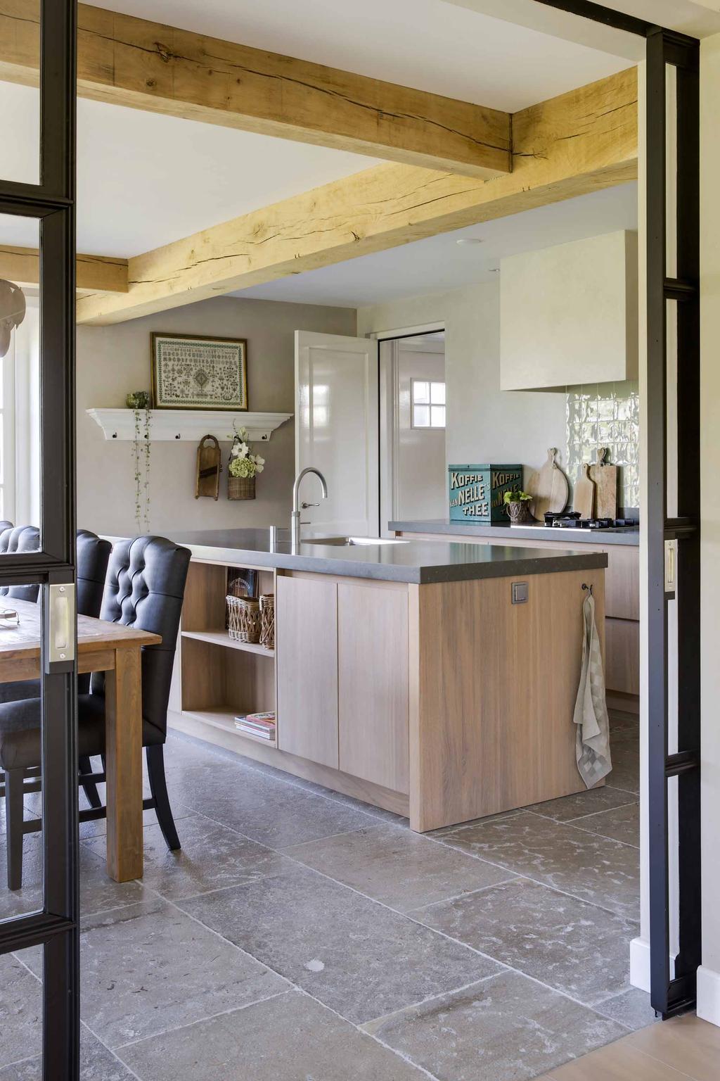 keukeneiland open keuken