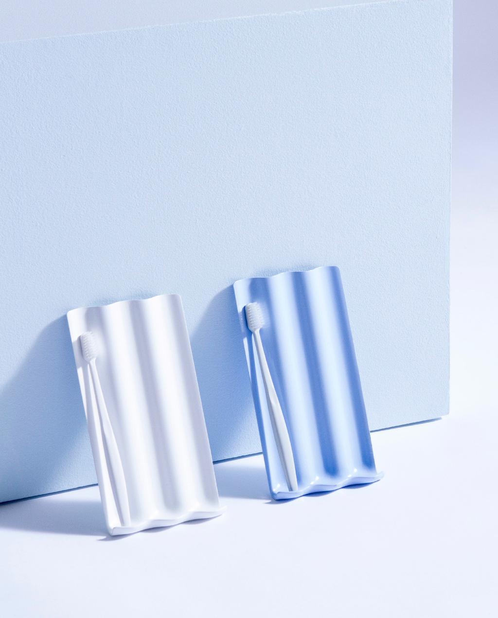 vtwonen blog studentdesign | badkamer design tandenborstelhouder