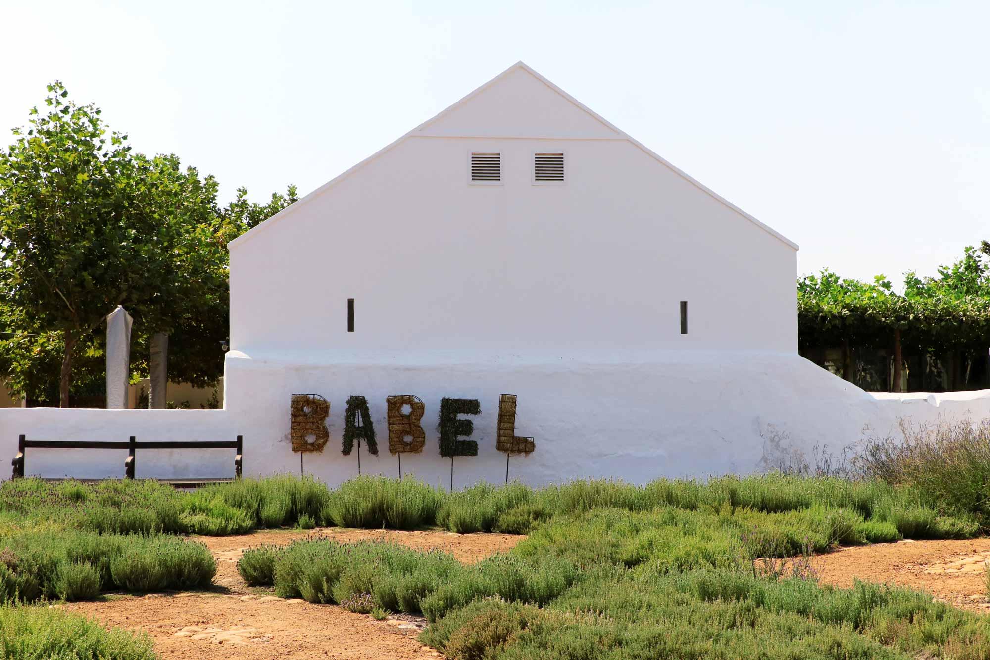 babylonstoren huis