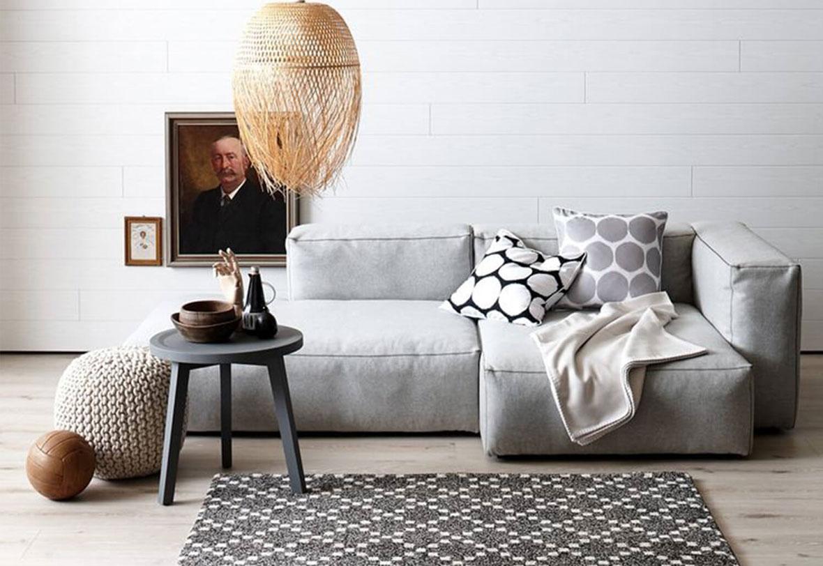 Trend: grafisch zwart-wit in huis