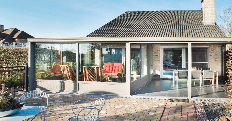pvc veranda