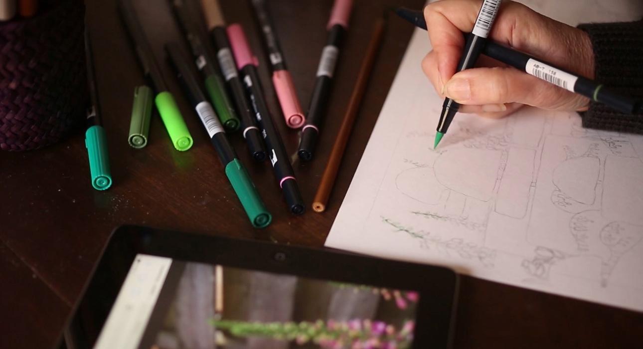 Bingerden kwekerijdagen kleurboek
