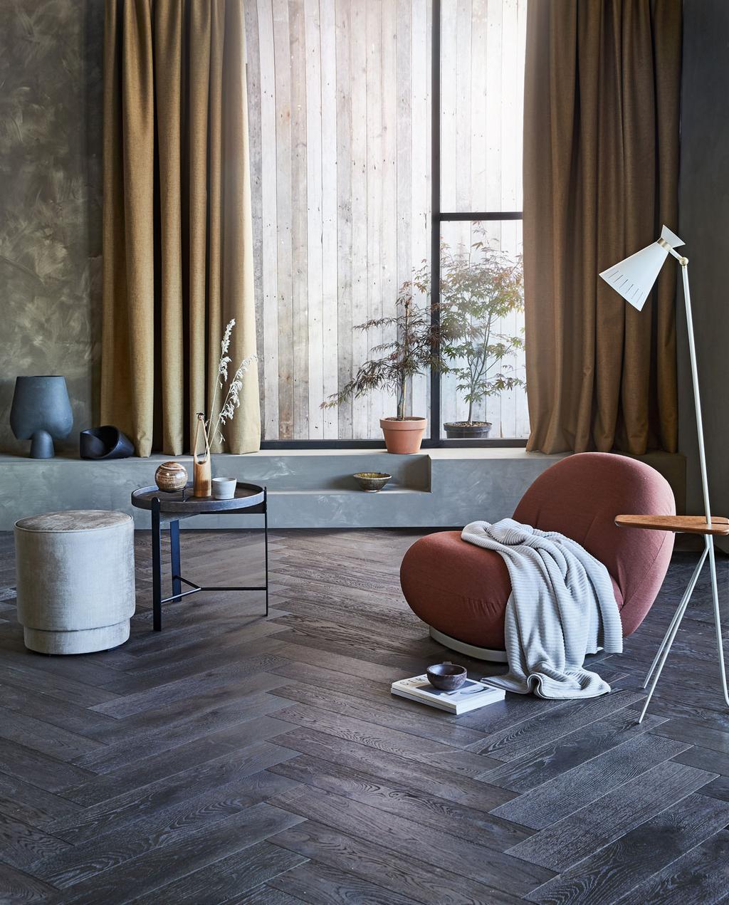 vtwonen 2019 | vloeren en gordijnen collectie