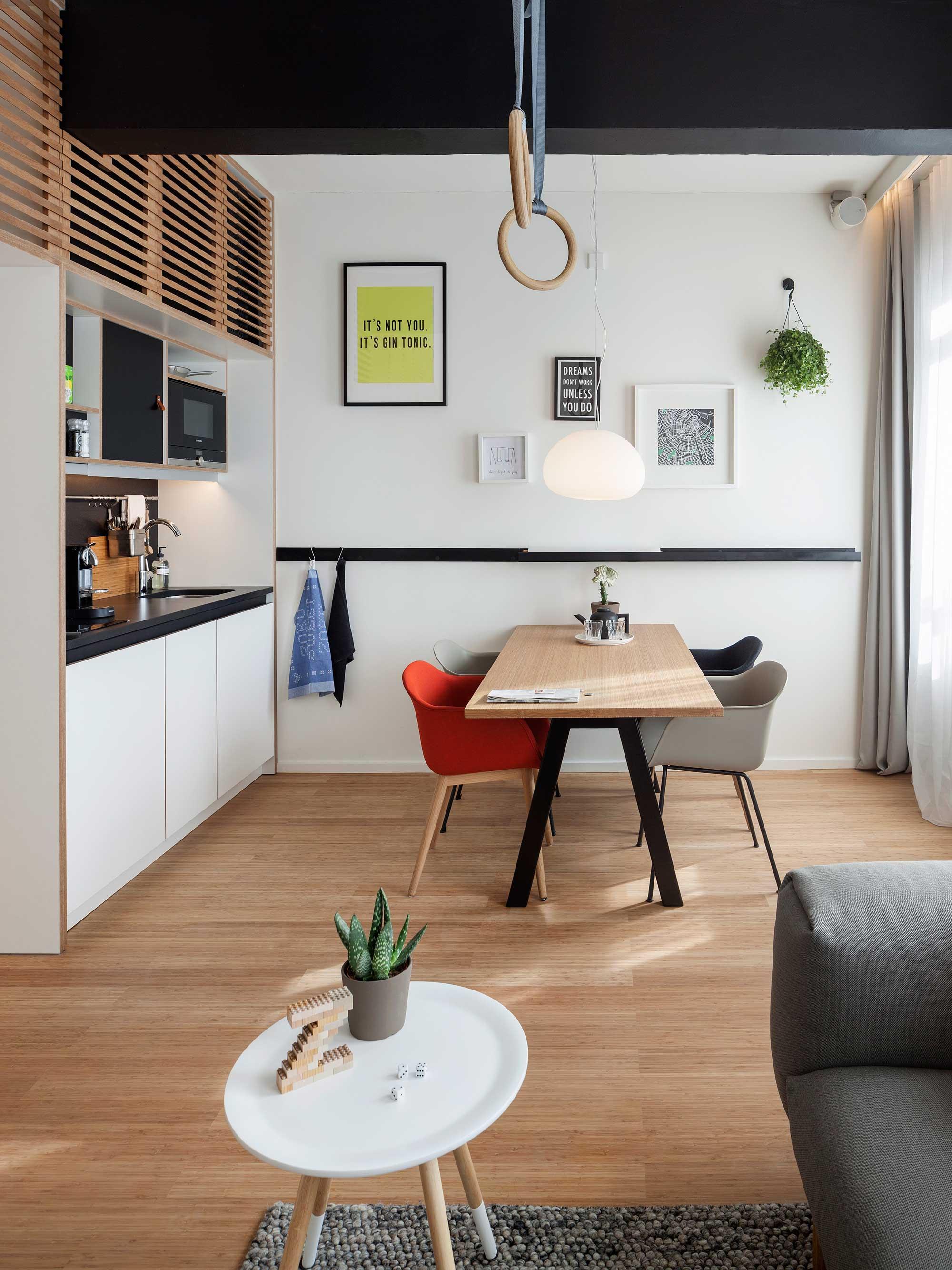 Duurzaam hotel Zoku in Amsterdam