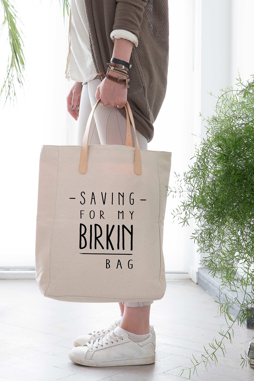 apprendre sac shopper poignees cuir