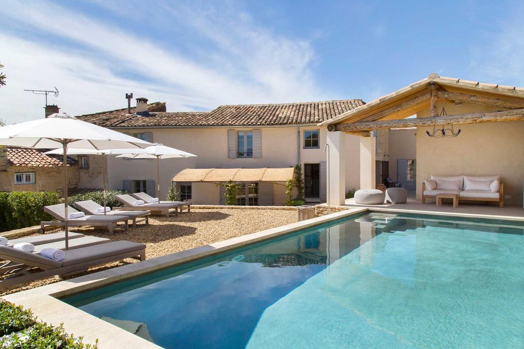 piscine - villa vagabonde