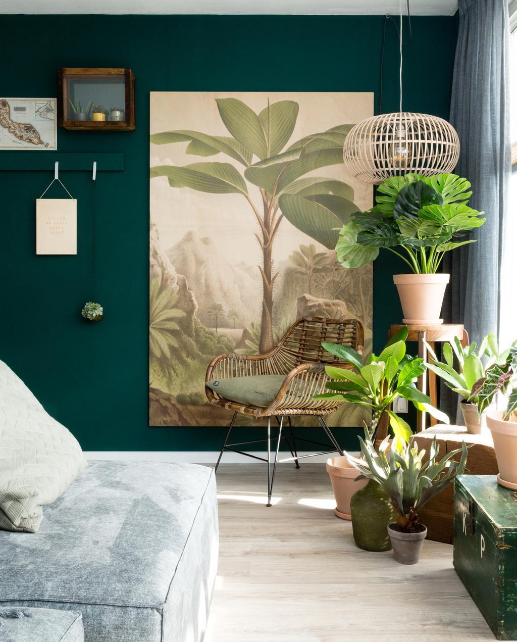 5 Simpele Manieren Om Meer Kleur In Huis Te Brengen Inspiratie Vtwonen
