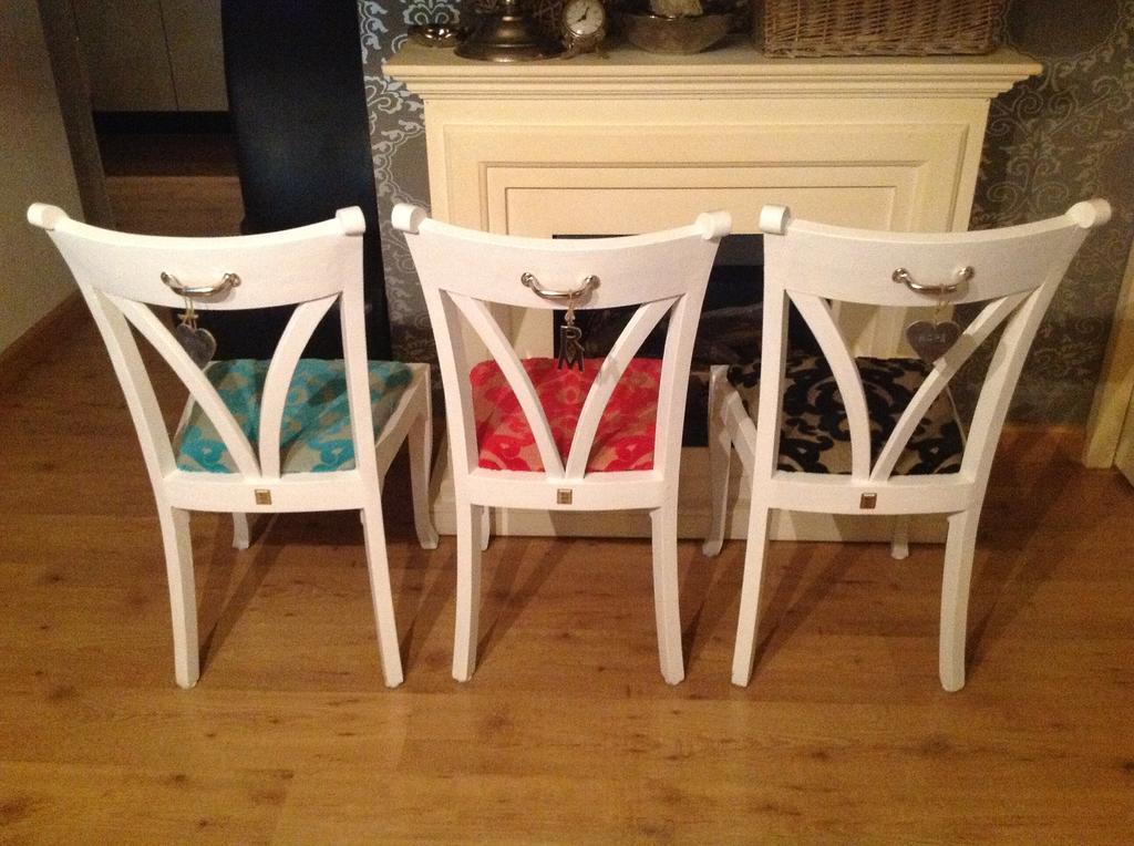 stoelen bekleden
