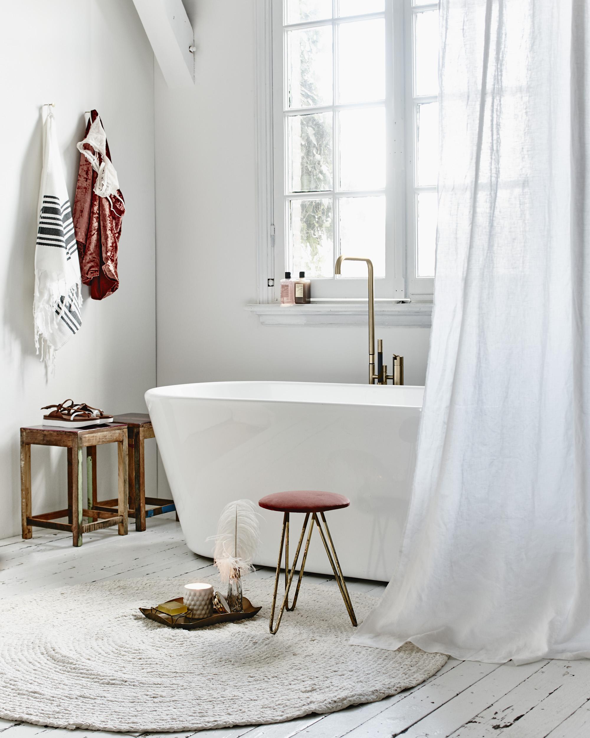 badkuip wit