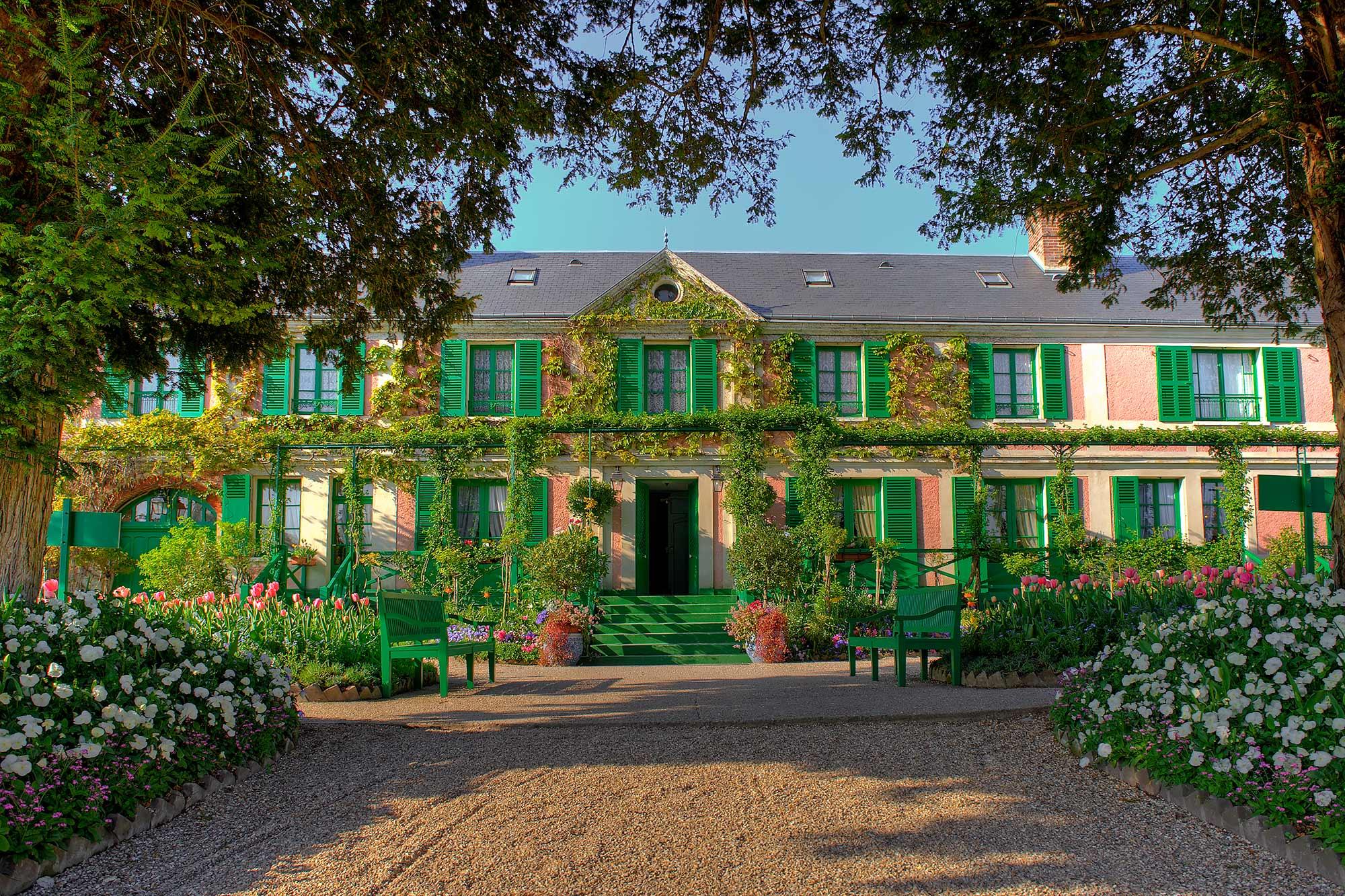 De tuinen van Claude Monet