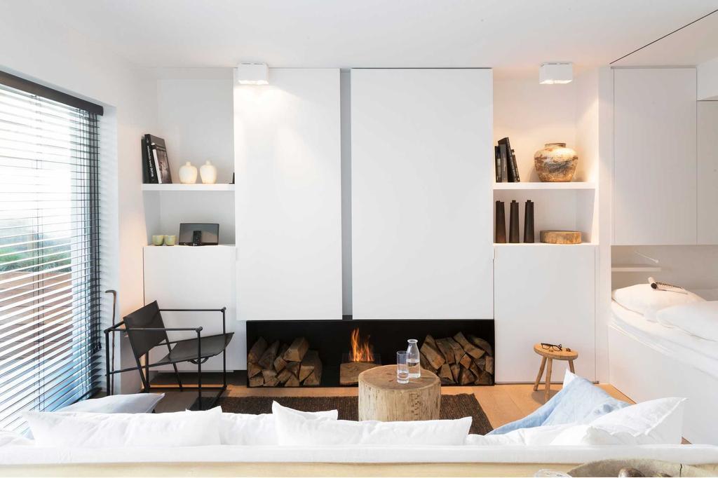 wit interieur woonkamer