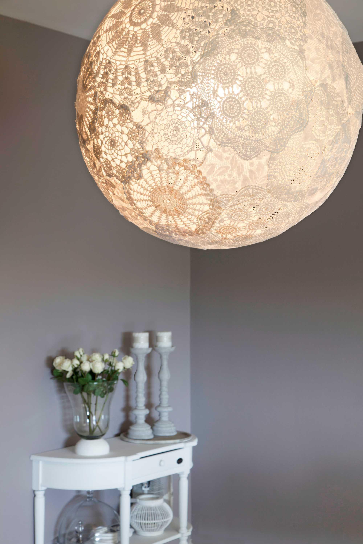 kanten-lamp