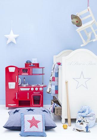 voorbeelden babykamers