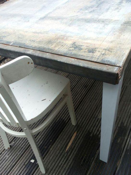 witte tafelpoten