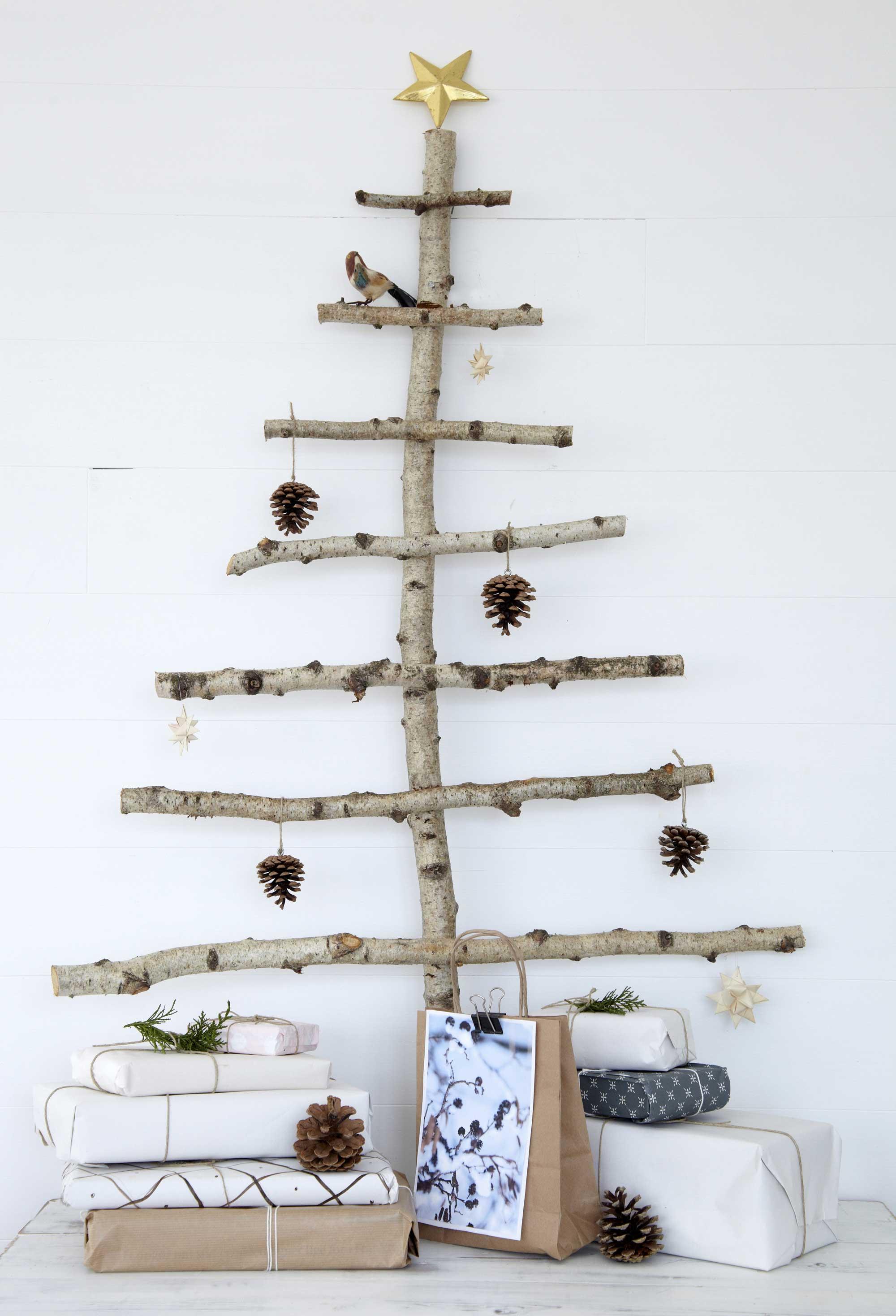kerstboom berkentakken