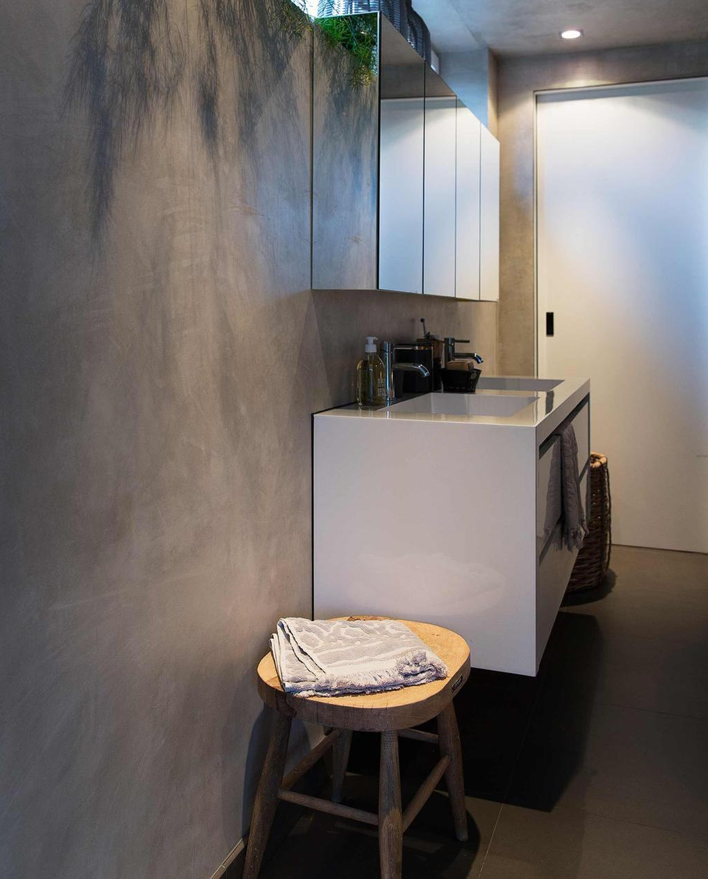 Strakke badkamer | badkamermeubel