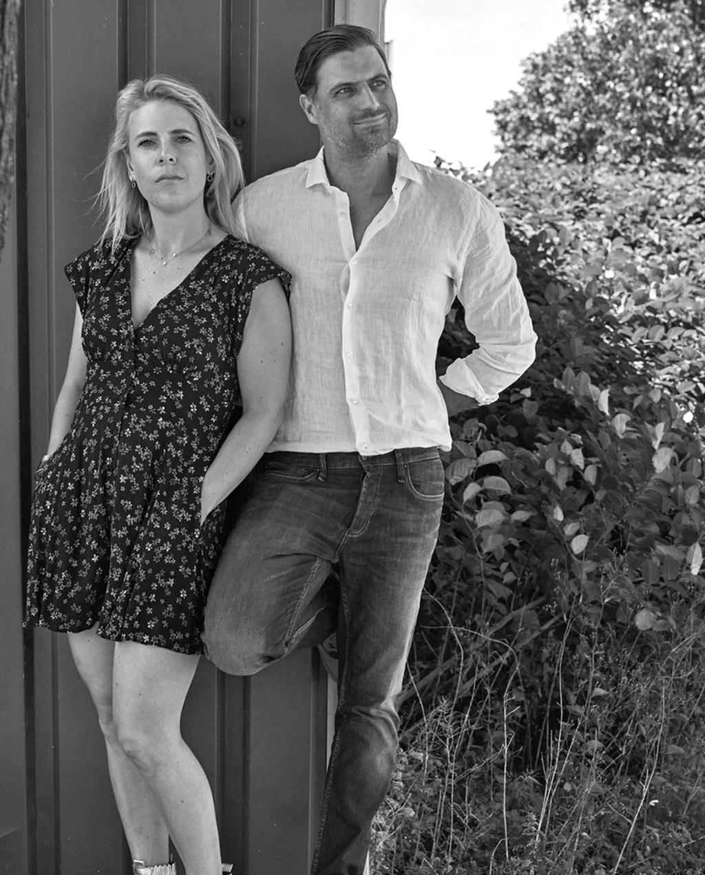 vtwonen tuin special 2 2020 | Bart en Esther Biesot portret
