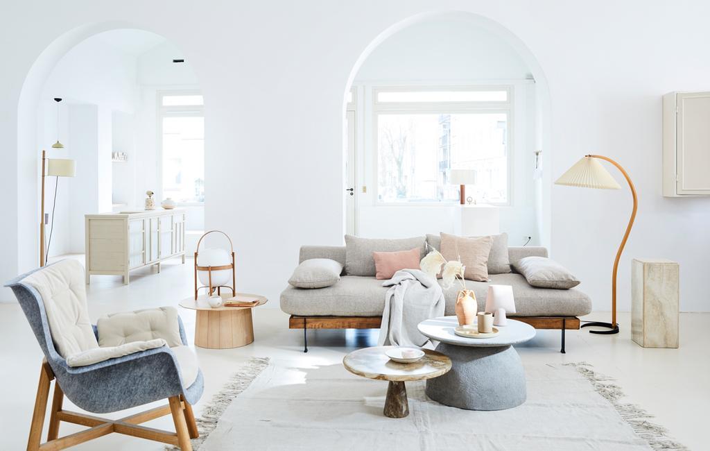 vtwonen | extra vierkante meters | lichte woonkamer met doorkijk