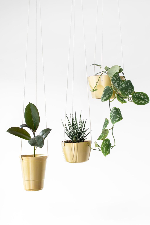 vtwonen DIY Tanja van Hoogdalem Plantenhanger