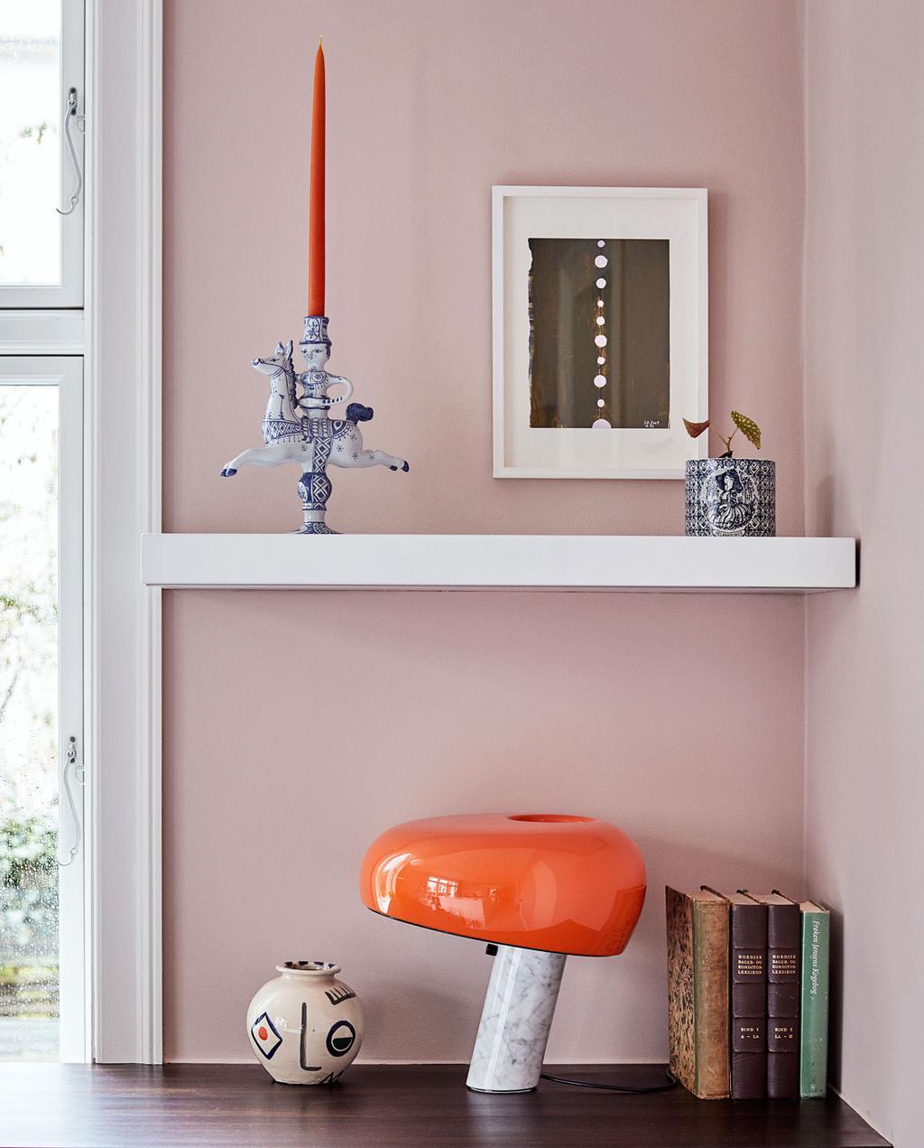 vtwonen 10-2019 | accessoires oranje tinten