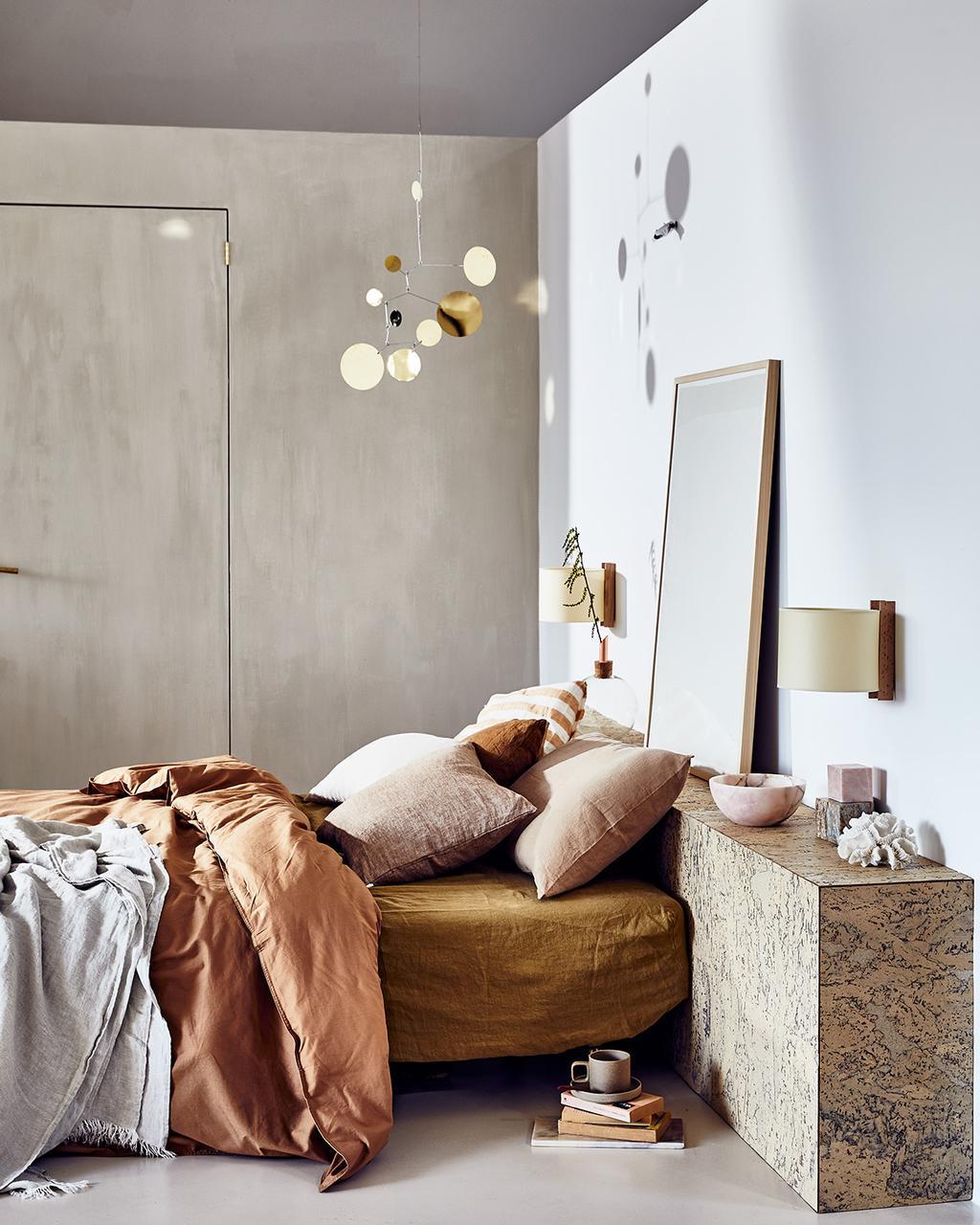 vtwonen editie 5 styling ecologisch slaapkamer