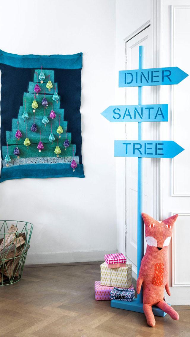 Kerstbewegwijzering