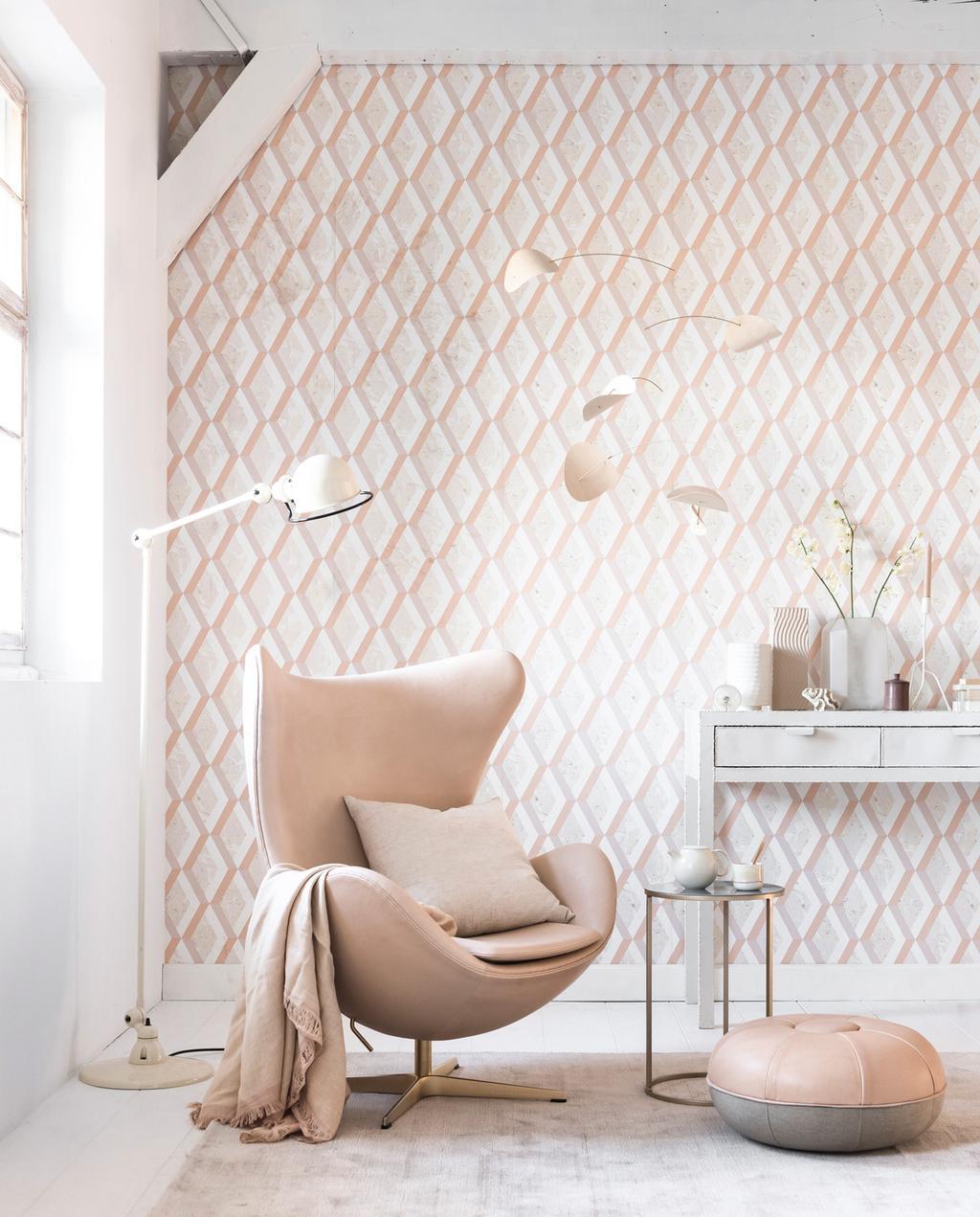 vtwonen 04-2018 | styling Danielle Verheul, fotografie Sjoerd Eickmans | pastel interieur