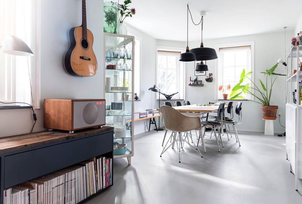 vtwonen binnenkijken in een nieuwbouwhuis in Zaandam
