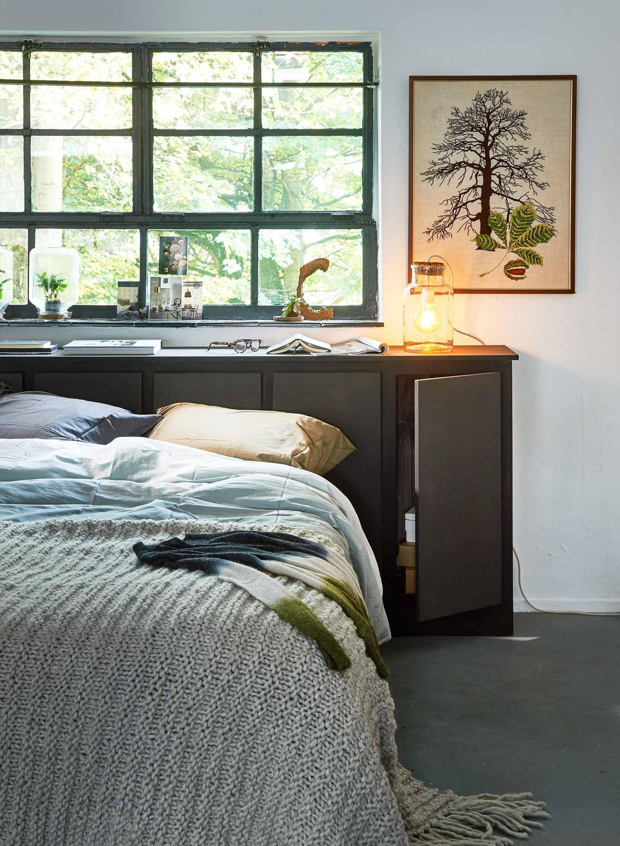 opruimideeën slaapkamer