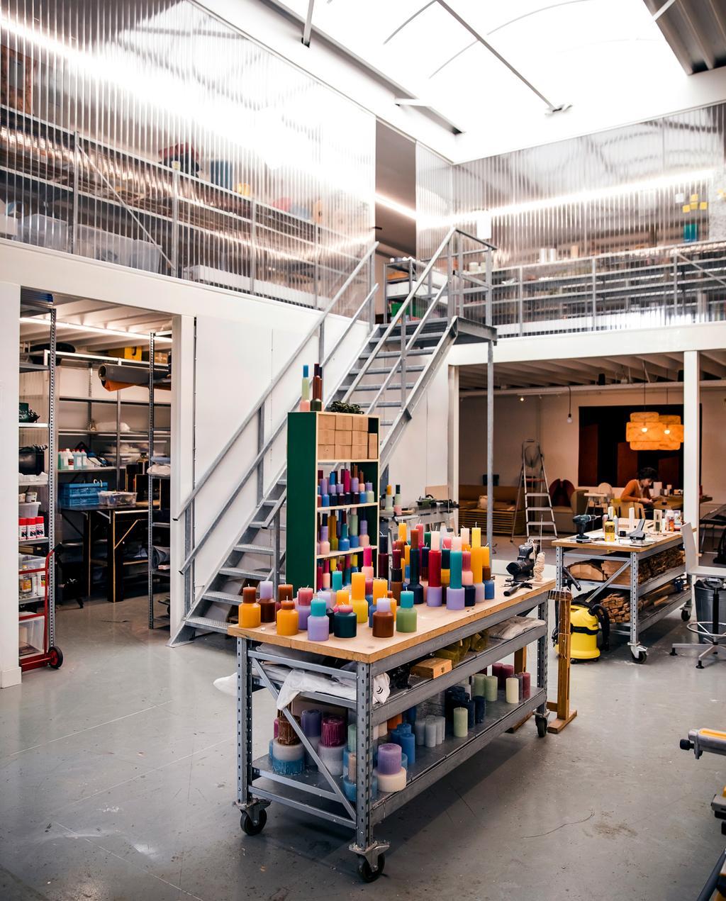 vtwonen 11-2019 | Ambacht Lex Pott atelier