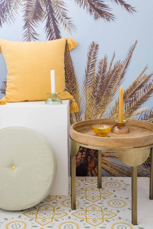 WOWN! geel vt wonen&design beurs REMADE with love