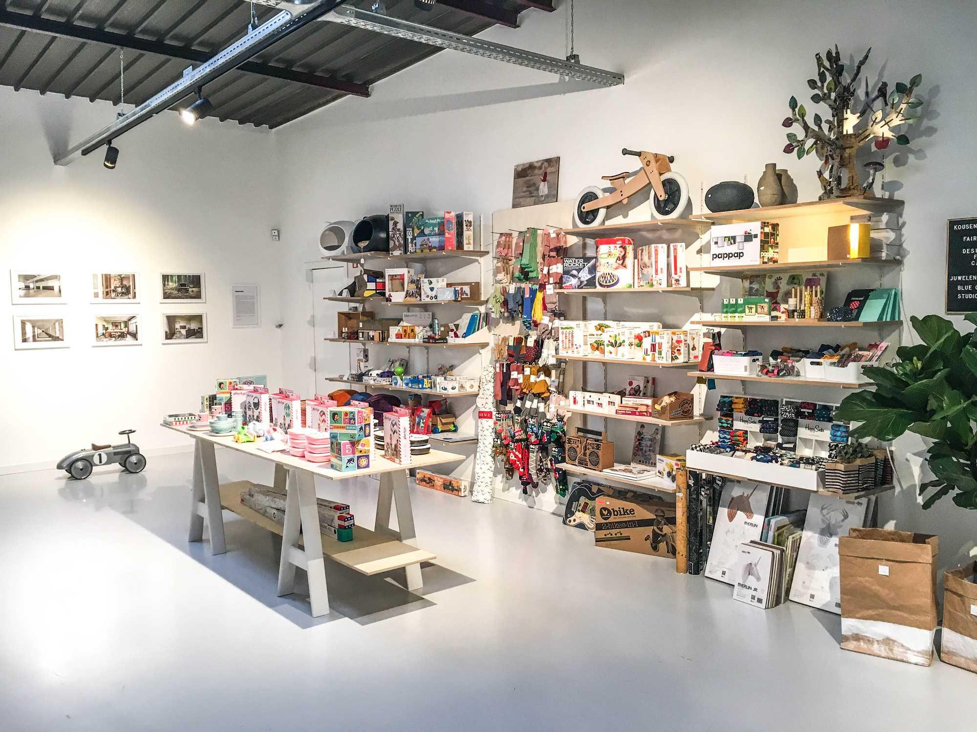 Bazaar trend lab winkel