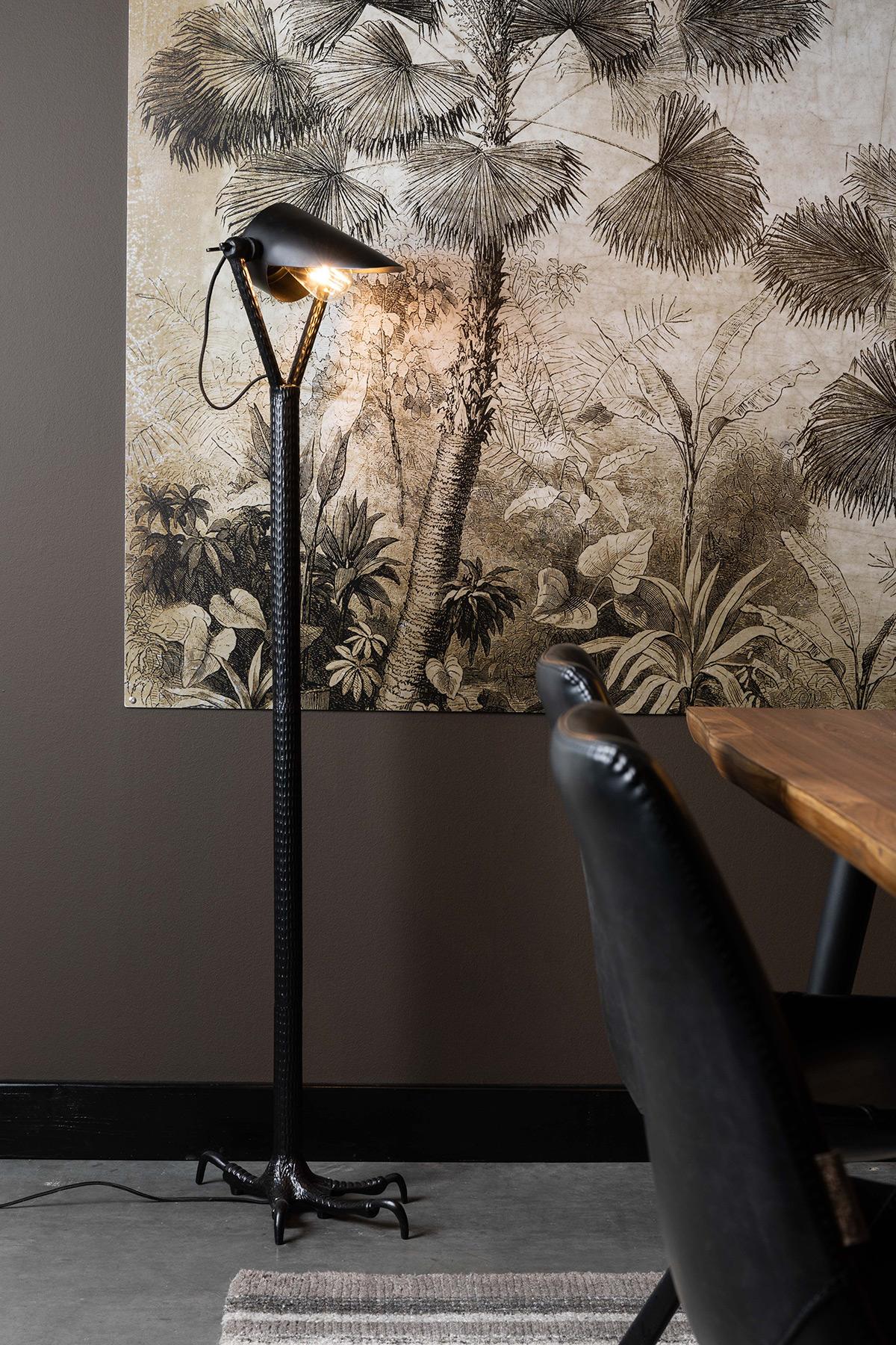 Dutchbone vloerlamp Falcon