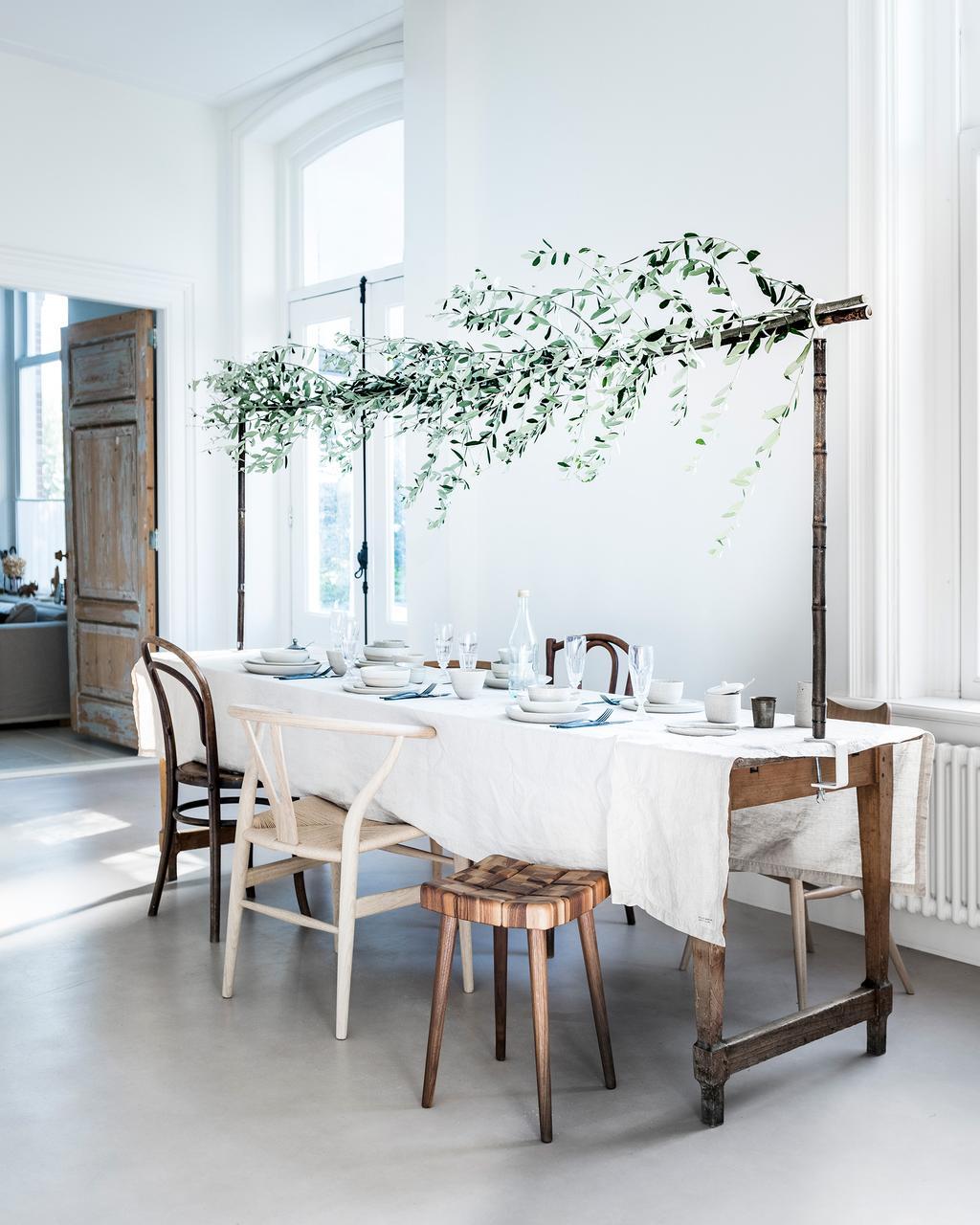 DIY: sprookjesachtige tafel - Feestspecial - vtwonen