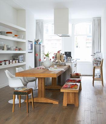 open keuken kookeiland