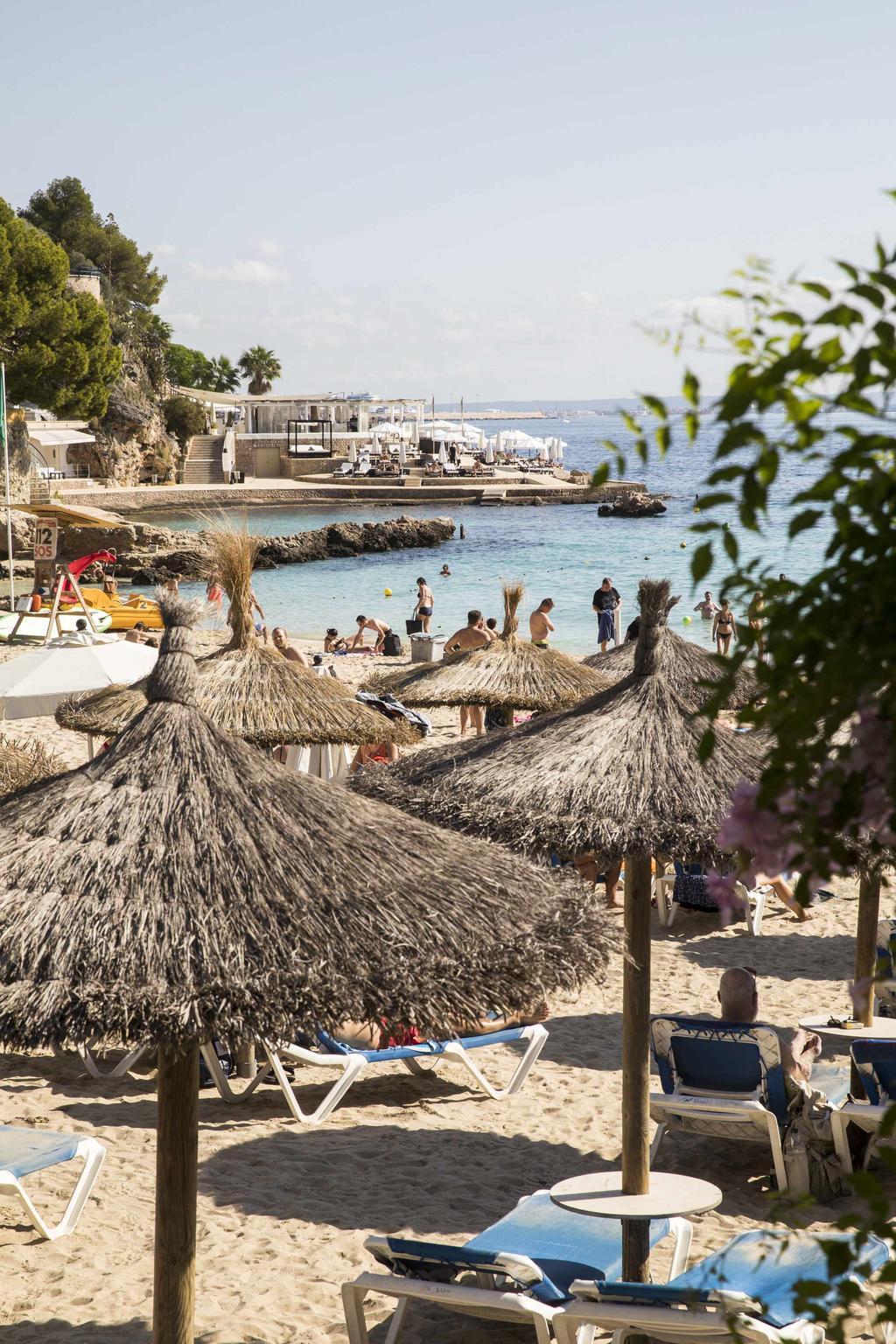 Palma beach club Balneario Illetas